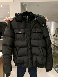 Mackage Small Black Winter Jacket *NEARLY NEW* Laval, H7M
