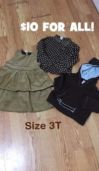 Kids Fall outfit  Toronto, M1S 2Y6