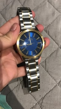ARMANI WATCH - bought in italy. retails 300+ Toronto, M3N 1Z8