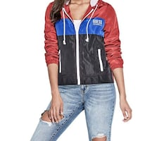 Guess colour block windbreaker