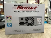 BOOST BS3008 300W Power Supply Ankara