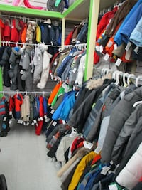 Fall and winter jackets for kids Toronto