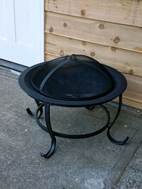Fire Bowl. Almost New! Langley, V2Y