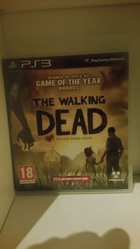 Ps3 Telltale Game - The Walking Dead Kristiansand, 4635