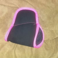 pink and black holster 3243 mi