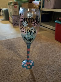 Mommys Sippy Cup! Collegeville