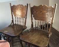 2 barstools like new condition. 1st $50 takes them both Aurora, 80010