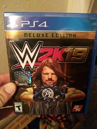 Wwe 2k19 deluxe edition Norman, 73019