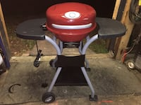red and black charcoal grill Coopersburg, 18036