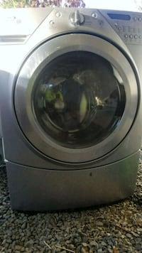 gray front-load clothes washer Marysville, 98270