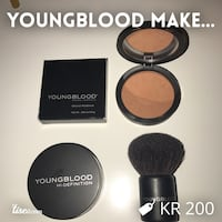 Youngblood makeup  Oslo, 0451