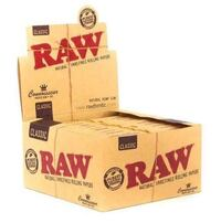 RAW Connoisseur King Size Slim With Tips Oslo, 0572