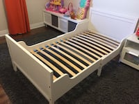 Extendable Twin Bed (10mths new)
