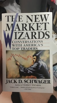 The New Market Wizards by Jack D. Schwager book Mississauga, L4Z 0A5