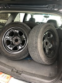 2008 Dodge Charger wheels  Fort Myers