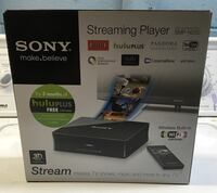 SONY streaming media player with wi-fi Rochester, 14625