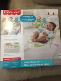 Fisher-Price Baby Bouncer New Westminster, V3L 1G2