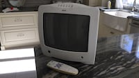 13 inch RCA Counter Top Tv w/ remote. Works great!  $40 /Negotiable. No returns/ All sales final.