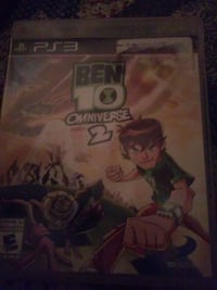 Ben 10 omniverse 2 ps3 game  Plant City, 33563