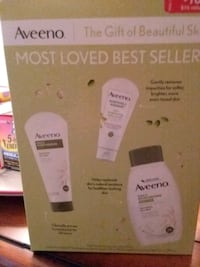 Aveeno Gift Boxes 4 Total  Annandale, 22003