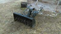 SnowBlower attachment for yard tractor. Universal Topeka, 66610