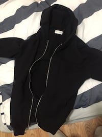 John Elliott black hoodie  New York, 11373