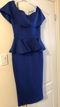 women's blue sleeveless dress Brampton, L6V 3R3