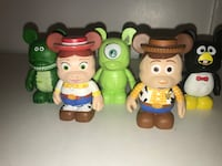two green and brown monkey plush toys Palmdale, 93550