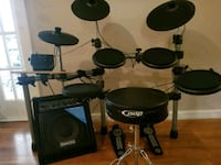 Simmons electric drum set