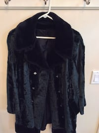 black fur coat Nashua, 03062