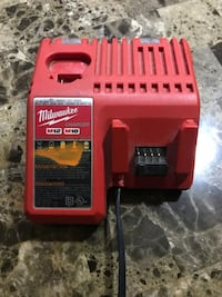 Milwaukee dual charger m12 m18 fast charger