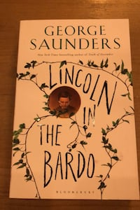 George Saunders' Lincoln in the Bardo Barcelona, 08013