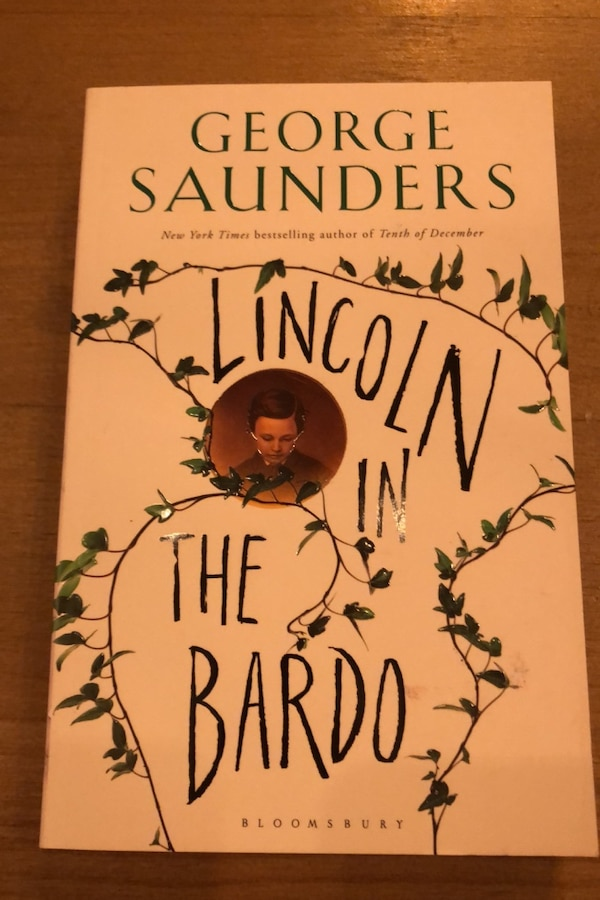 George Saunders' Lincoln in the Bardo 0ca2276d-e956-4b8c-86d8-65c8115685c3