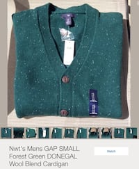teal sweater Erie, 16501