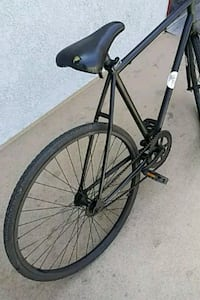 black and gray road bike Los Angeles, 90011