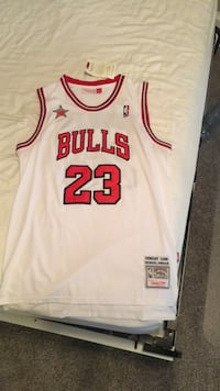 All star 1998 Mitchell and ness MJ bulls jersey Halifax, B3P 0C6