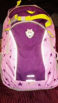 baby's pink and white bouncer 43 km
