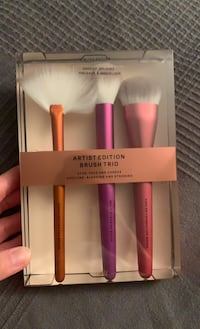 H&M Brushes for make up brand new.