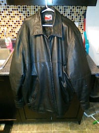 Leather coat Edmonton, T6E 1M9