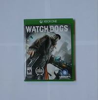 Watch Dogs - Xbox ONE Dover