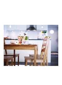 IKEA dining set ( table and chairs) Toronto, M6C 2Y9