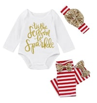 Christmas onesies , outfits,dresses and jumpsuits Lucan Biddulph, N0M 1V0