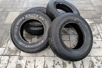 4 Remington 235 75 R16 Tires For Sale  LONDON