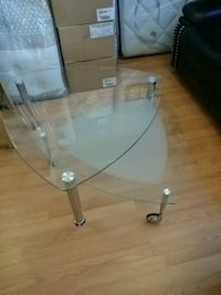NEW TWO TIER COFFEE TABLE