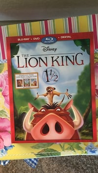 New lion king 1 1/2 movie