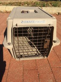 Pet Dog Cat Carrier Taxi Crate Kennel Washington
