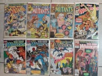 (Lot 17) 24 Comic Books Flowery Branch, 30542