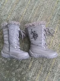 toddler boy polo boots size 5 Greenwich Township, 08027