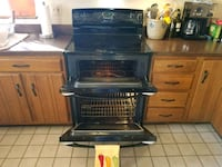 Maytag Electric Smoothtop Double Oven Freestanding