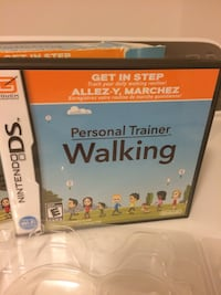Personal trainer walking nintendo ds case Montréal, H1Z 3T7